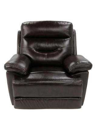 Кресло MK-4705-BRL реклайнер 100х98х102 см Темно-коричневый