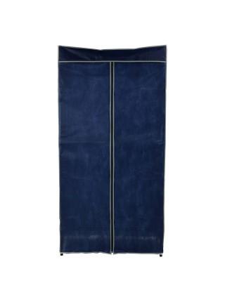 Вешалка MK-2362 с тканевым чехлом 91х46х180 см Синий