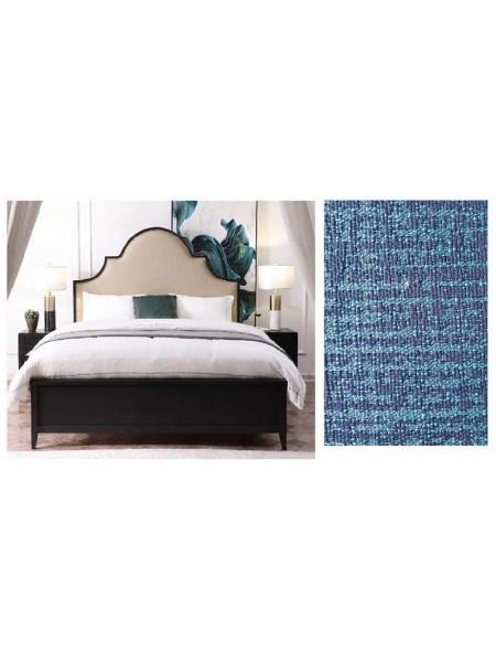 Кровать Клэр MK-6203-DC двуспальная 181х201 см Тёмный кофе