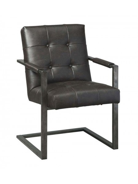 Кресло офисное Starmore H633-02A 60х62х90 см Коричневый