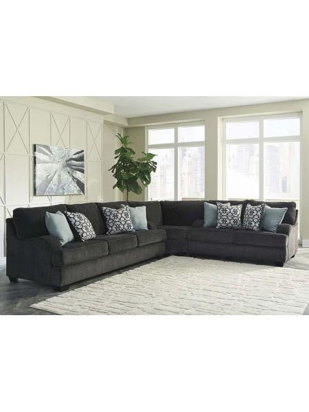 Кресло Charenton 1410177 угловое (секция дивана) 172х107х99 см Серый
