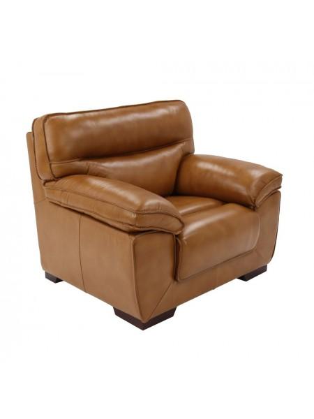 Кресло MK-6505-CAL 115х100х96 см Карамельный