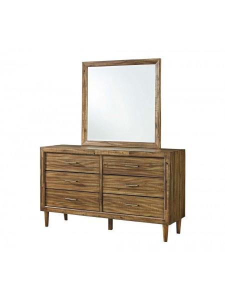 Зеркало Broshtan B518-36 97х3х97 см Коричневый