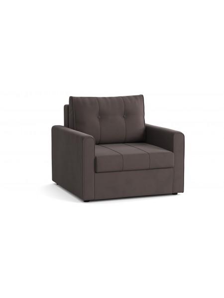 Кресло-кровать ЛЕО АРТ 383 Шоколад