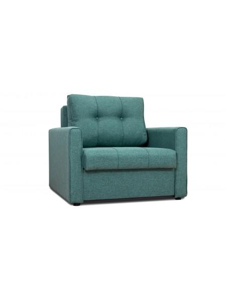 Кресло-кровать ЛЕО АРТ 347 Изумрудный