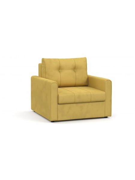 Кресло-кровать ЛЕО АРТ 360 Горчичный