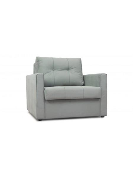 Кресло-кровать ЛЕО АРТ 362 Серебристый