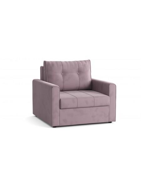 Кресло-кровать ЛЕО АРТ 382 Пепел Розы