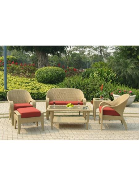Набор плетеной мебели GARDA 1146