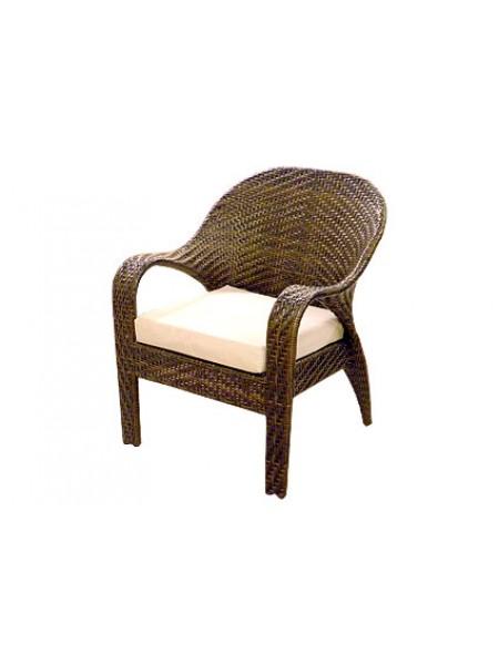 Кресло плетеное GARDA 1146