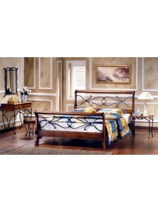 Двуспальная кровать Амбер