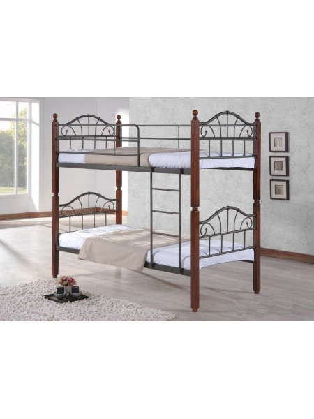 Двухъярусная кровать Мира - DD (Mira-DD-90х190)