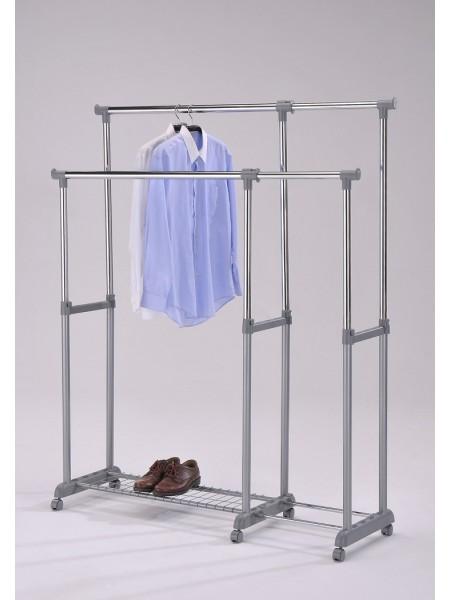 Стойка для одежды на колесах СН-4566