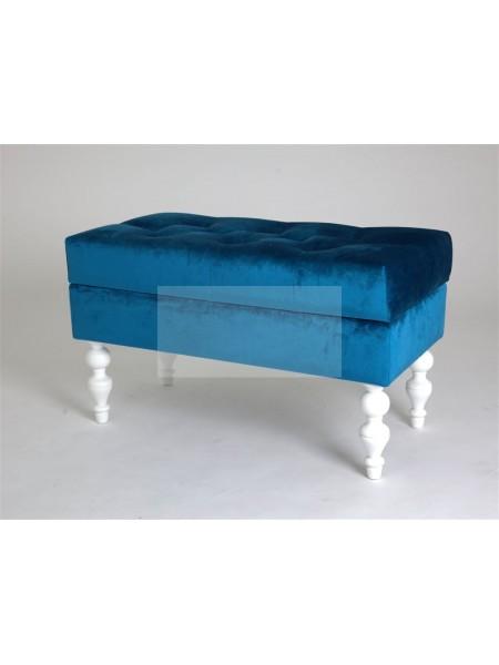 Банкетка Виктория 34 королевский синий