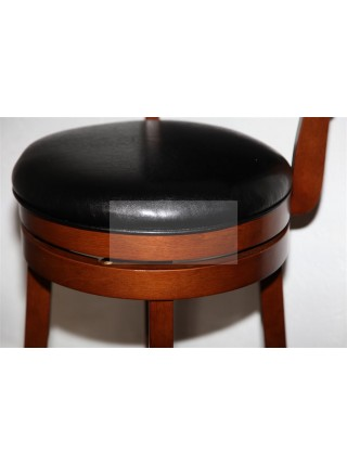 Барный крутящийся стул 9090 (шоколад)