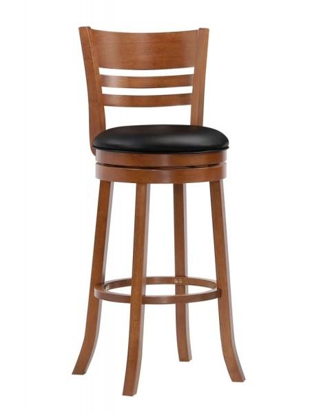 Барный крутящийся стул 9393 (Шоколад)