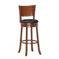 Барный крутящийся стул  9292 (Шоколад)