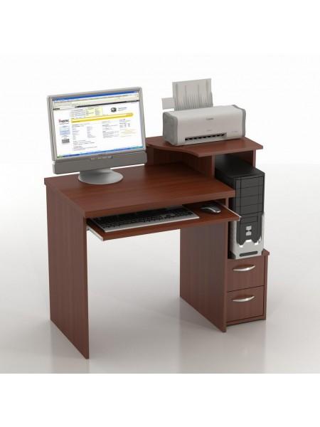 Компьютерный стол Колибри-КС-10 Яблоня Локарно