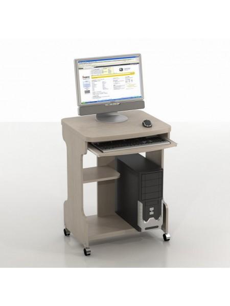 Компьютерный стол Киви-КC-9 Беленый дуб