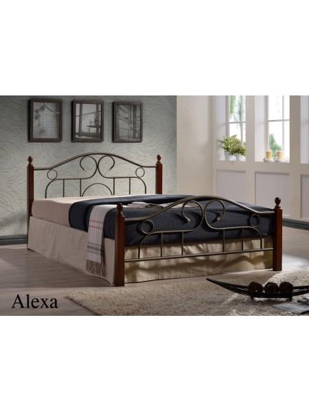 Двуспальная кровать Alexa 808 160 х 200 см