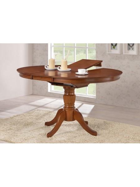 Стол обеденный 2061 (Шоколад)