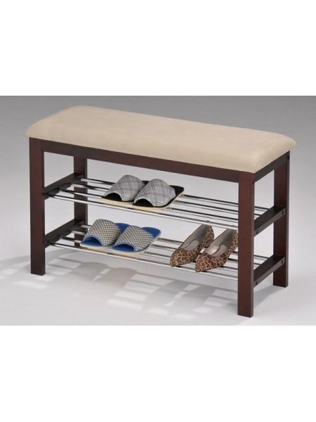 Скамейка с подставкой для обуви SR 0628-B