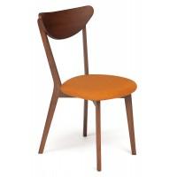 Стул MAXI (Макси) мягк.сиденье коричн/оранж