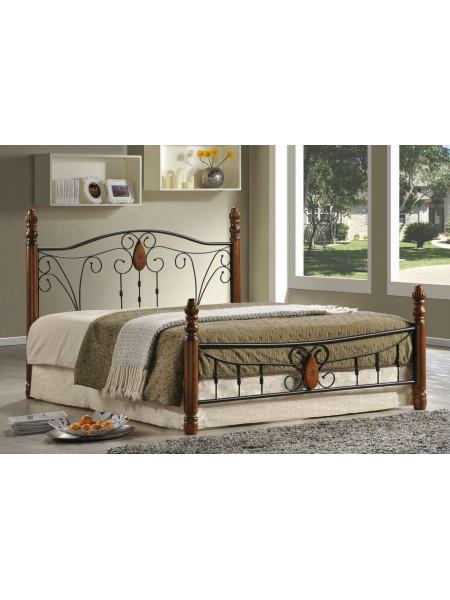 Кровать АТ 9003 + металл. основание