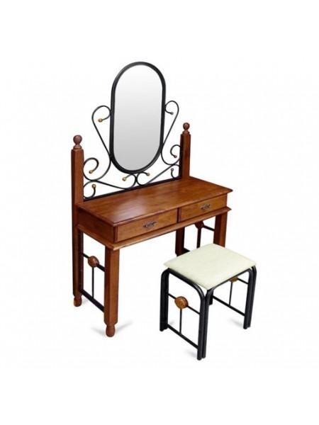 Туалетный столик с пуфом AT 992 (dt-5)