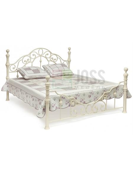 Двуспальная кровать VICTORIA WHITE