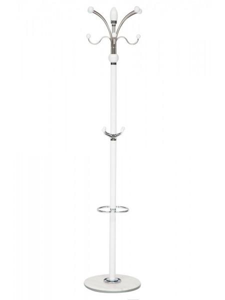 Вешалка XY-030 белый глянец (glossy white)