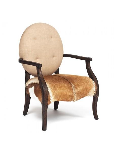 Кресло Secret De Maison VIRGINE (mod. CHA 14-27) красное дерево, 66х68х93см, коричневый