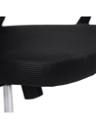 Кресло IZY ткань, черный