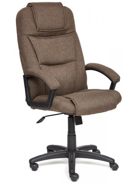 Кресло BERGAMO ткань, коричневый, 3М7-147