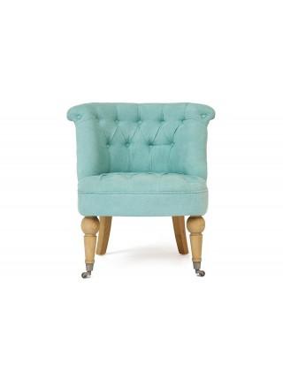 Кресло Secret De Maison Bunny (mod. CC1202) велюр, 75х63х70см, бирюзовый/ Miss-16