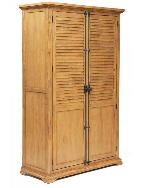 Шкаф Secret De Maison AVIGNON ( mod. PRO-LR ) дерево акация, 140х60х220см, Натуральный (Brushed Ash color)