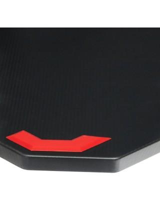 Стол Cyber-1 черно-красный/black-red