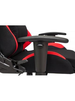 Кресло iGear ткань, черно-красный/Black-Red
