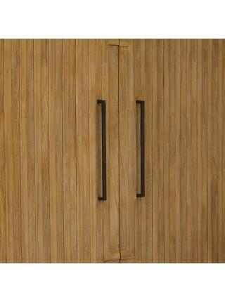 Шкаф Secret De Maison HOWELL ( mod. BKC 19-08 ) красное дерево/металл, 92х45х200см, античный дуб