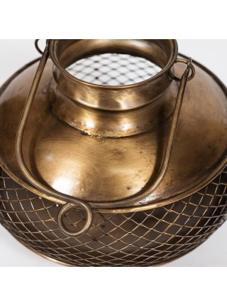 Фонарь для свечей Secret De Maison MONTO ( mod. M-17021А ) металл, 33х33х29см, античная медь