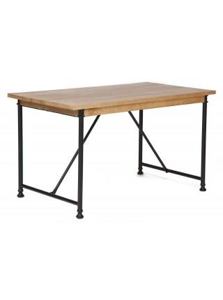 Обеденный стол Secret De Maison ACADEMY дерево манго, 76х135х75см, натуральный (natural)