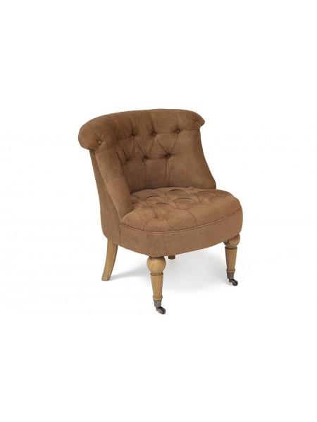Кресло Secret De Maison Bunny (mod. CC1202) велюр, 75х63х70см, коричневый/ Miss-06