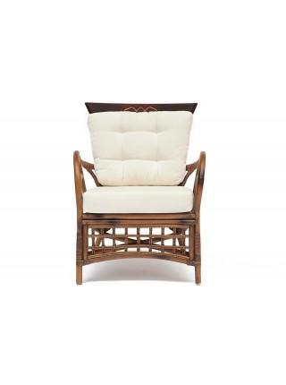 Кресло Secret De Maison Kavanto натуральный ротанг, 70*74*90 см, коричневый античный / Brown Antique