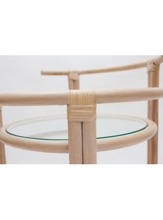 Барный столик Andrea TCH White (белый)