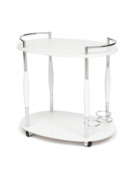 Сервировочный столик SC-5037-W Ivory