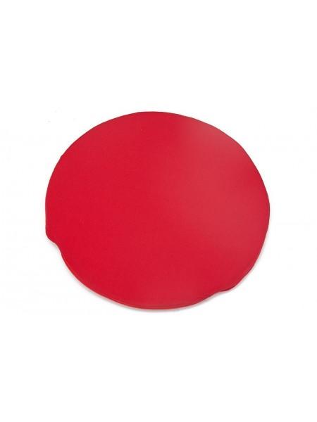 Подушка для стула Secret De Maison Mozart полиэстер, диам. 39см/толщина 3см, красный