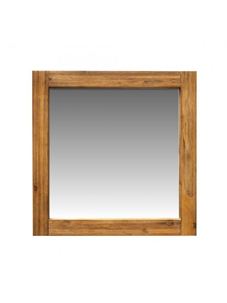 Зеркало Secret De Maison CITY ( mod. CTY L13 ) дерево акация, 70х70х2см, коричневый дым (smoke brown B034)