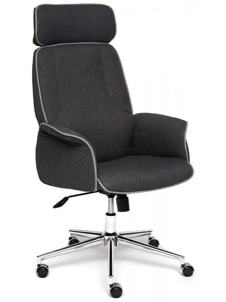 Кресло CHARM ткань, серый/серый, F68/C27