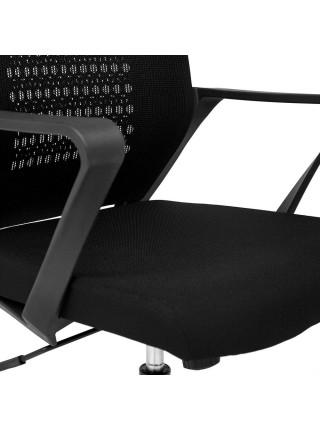 Кресло GALANT ткань, черный/черный