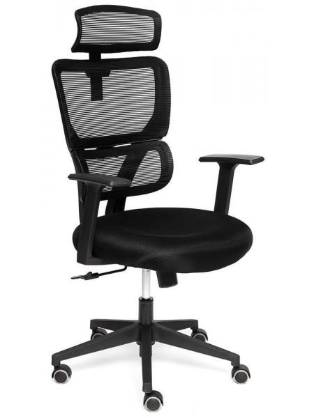 Кресло MESH-5 ткань, черный